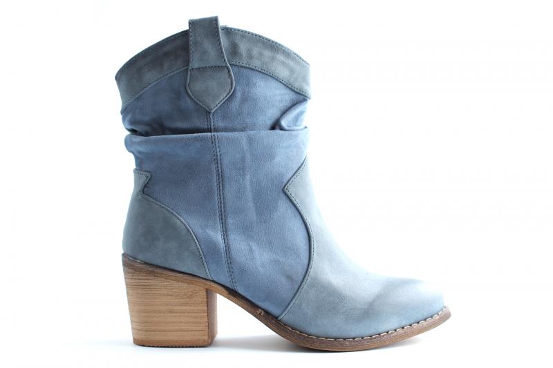 Pantoffellaars blauw