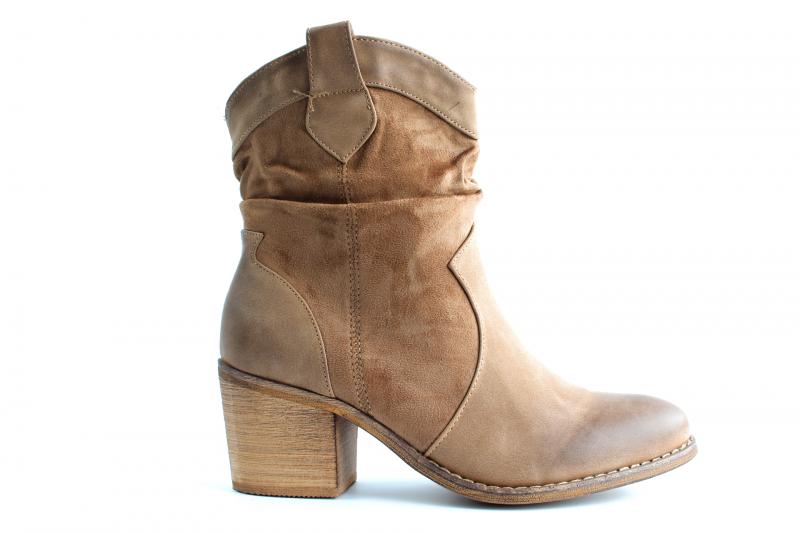Pantoffellaars bruin