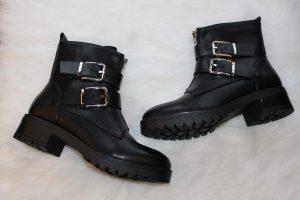 boots met gesp