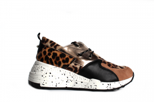 Sneaker leopard